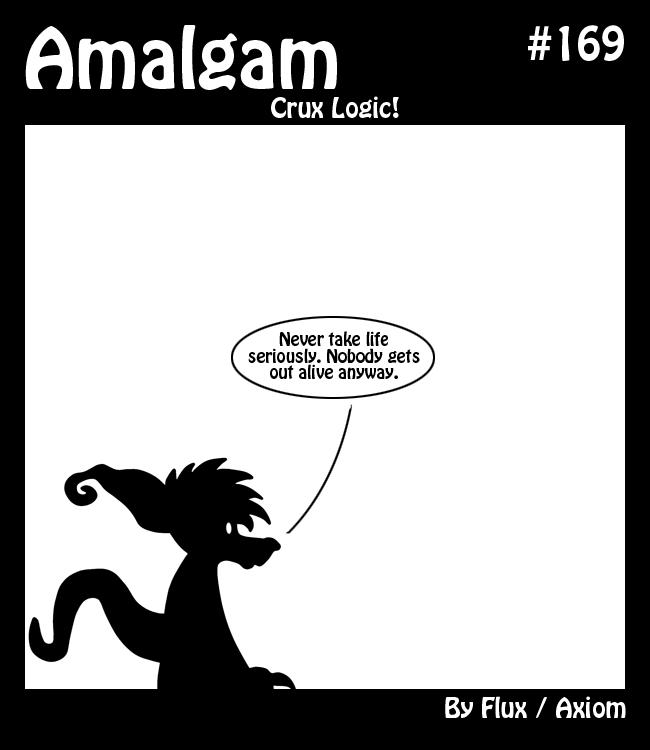 Amalgam #169