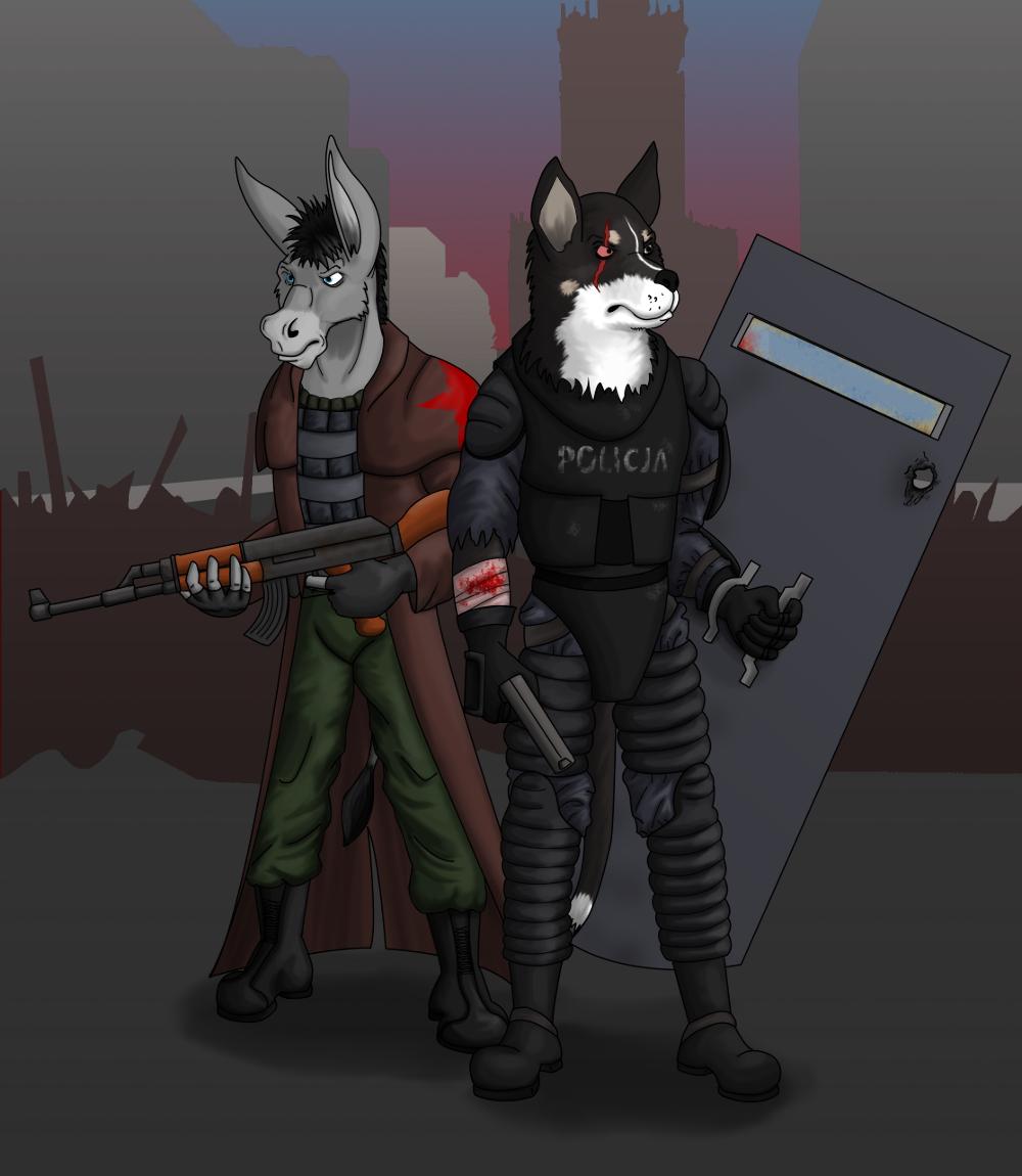 Warsaw patrol