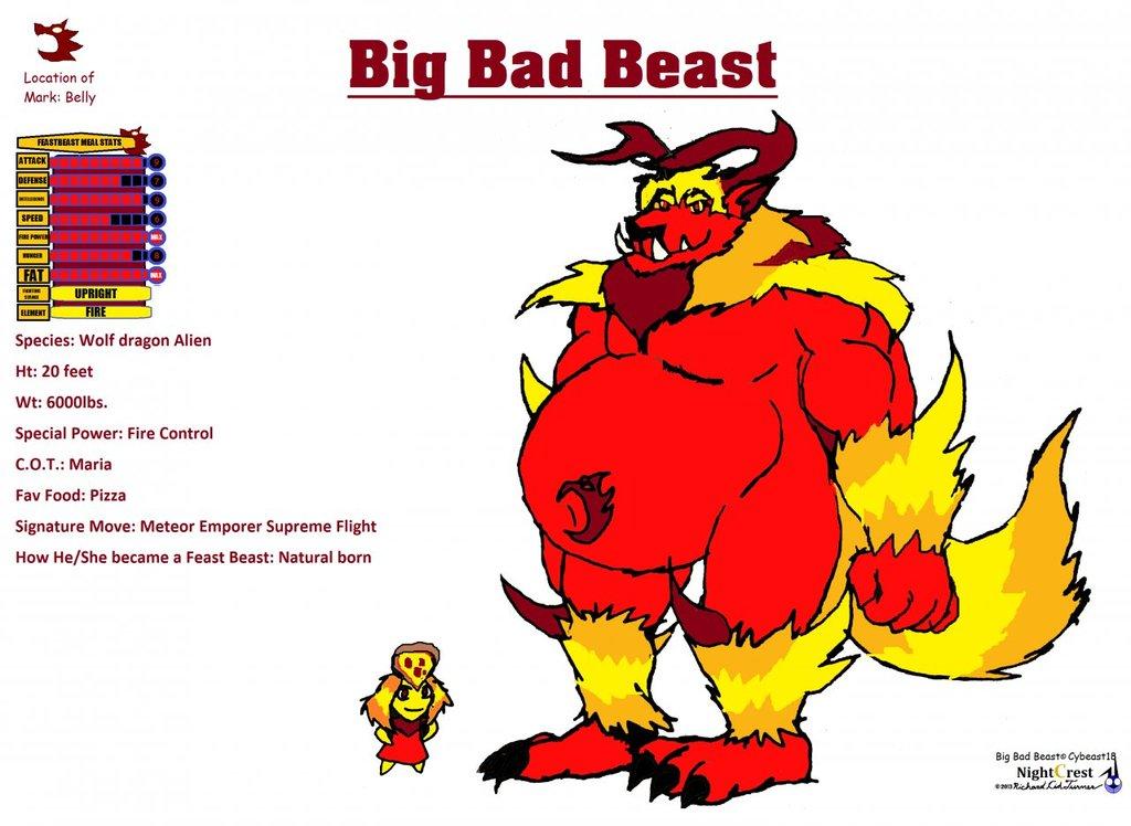 Big Bad Beast Feast Beast Mode!