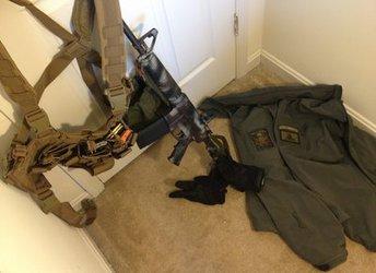 Shooting/Cosplay gear