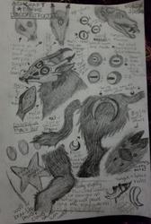 Sona's First Sketchdump
