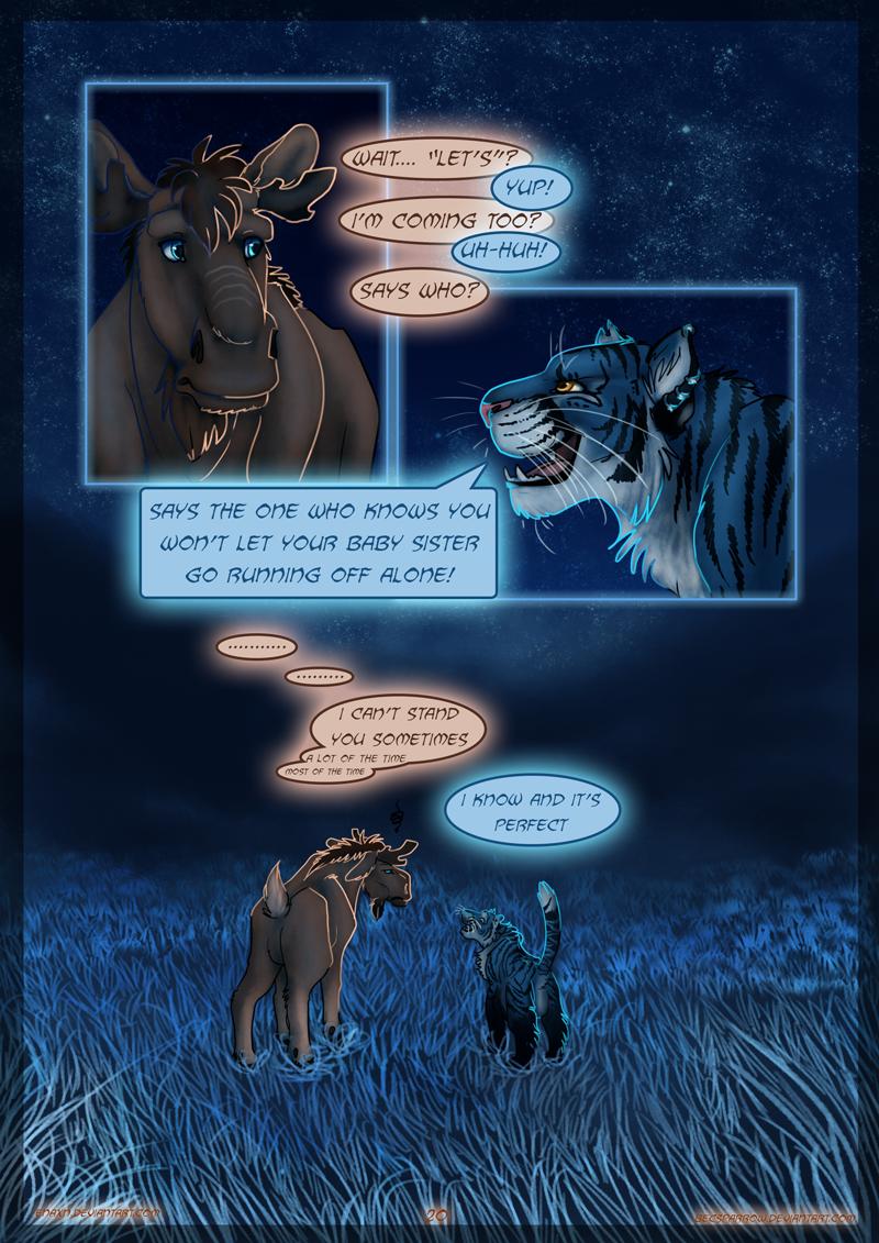 The Last Aysse: Page 20