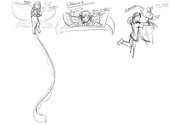 Sketch Request Stream 2/2/20 [5/5]