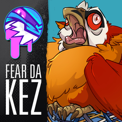 COMMISSION | Epic B E A K I E REEE | FEARDAKEZ