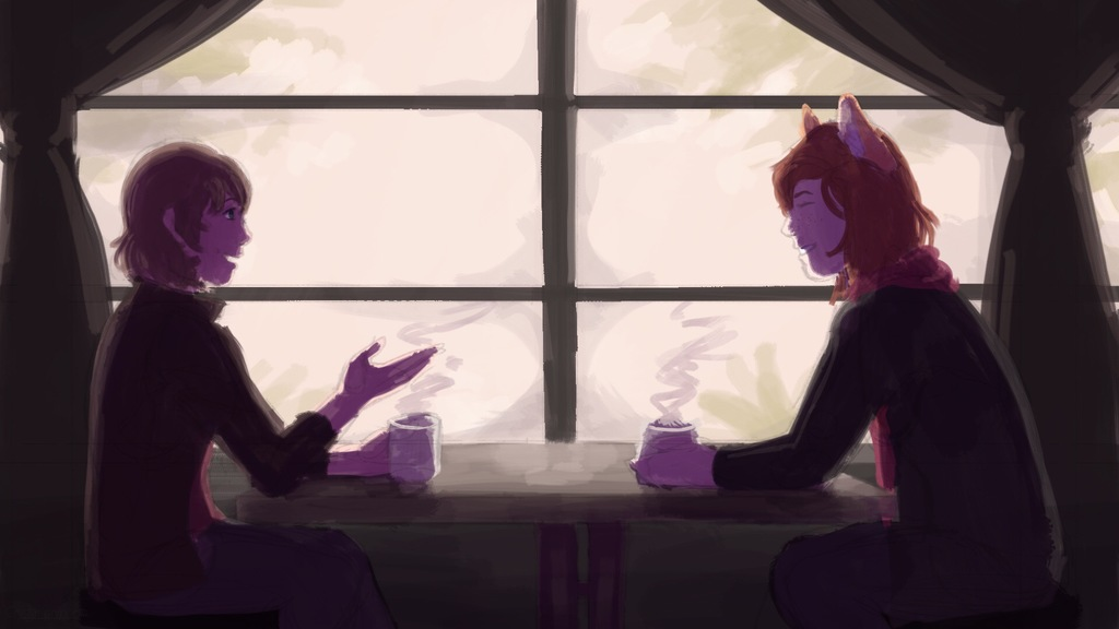 Most recent image: Cafe chat