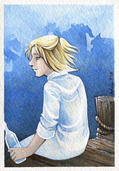 Mini Portrait - Elias