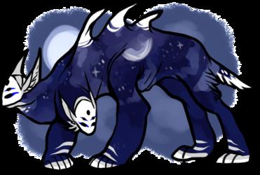 Midnight Sky Sphinx