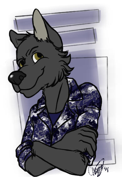 comm: james wolf