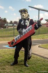 Ironfest 2018: Keytar Wolf 2