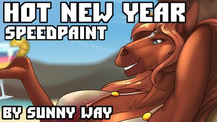 HOT New Year - Speedpaint