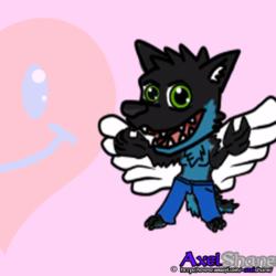 Valentine Cutevatar: Aero Stormwolf