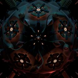 Limbdisk - Kerihekteki Stealth Mantle