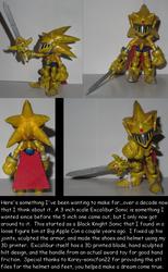 Excalibur Sonic custom