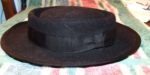Mister Keaton, Your Hat is Ready...