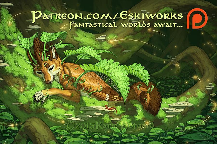 Featured image: Eskiworks on Patreon!
