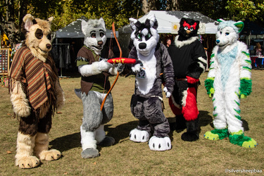 Ironfest 2018: Furry Squad