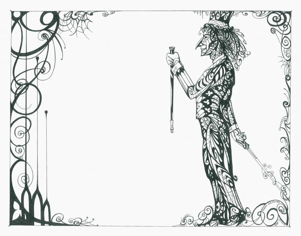 Fiddle-Dee Filigree