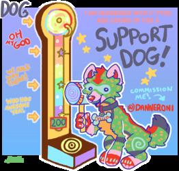 MY ESA DOG FUNDRAISER!