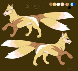 Susan The Fox