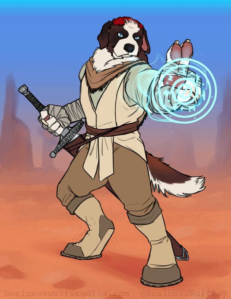 Desert Dweller [Comm]