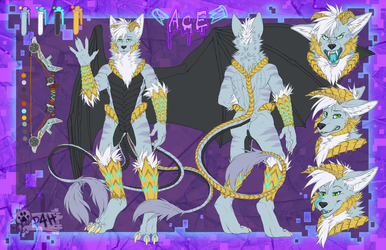 Ace ref. sheet (SFW/with wings)