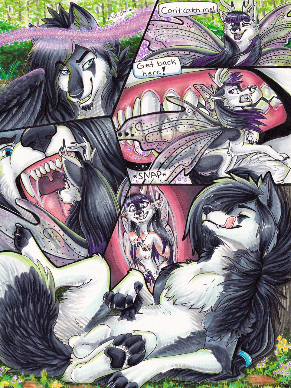 *Vore* Get Back Here You -Personal-