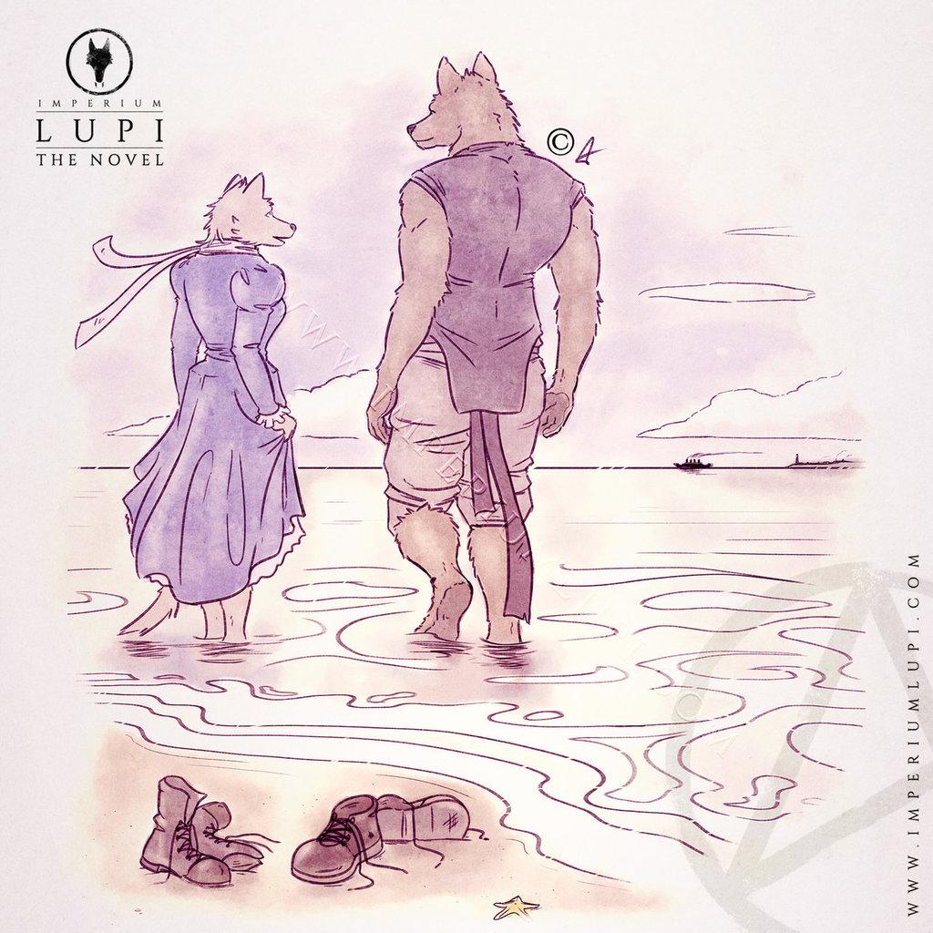 Imperium Lupi - Meryl and Rafe Seaside