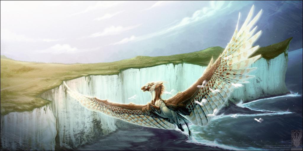 Comish - Cliffside Flight