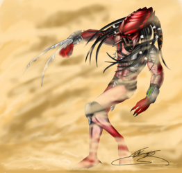 -Predator: Burn-