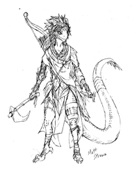 Zyrro the Hunter