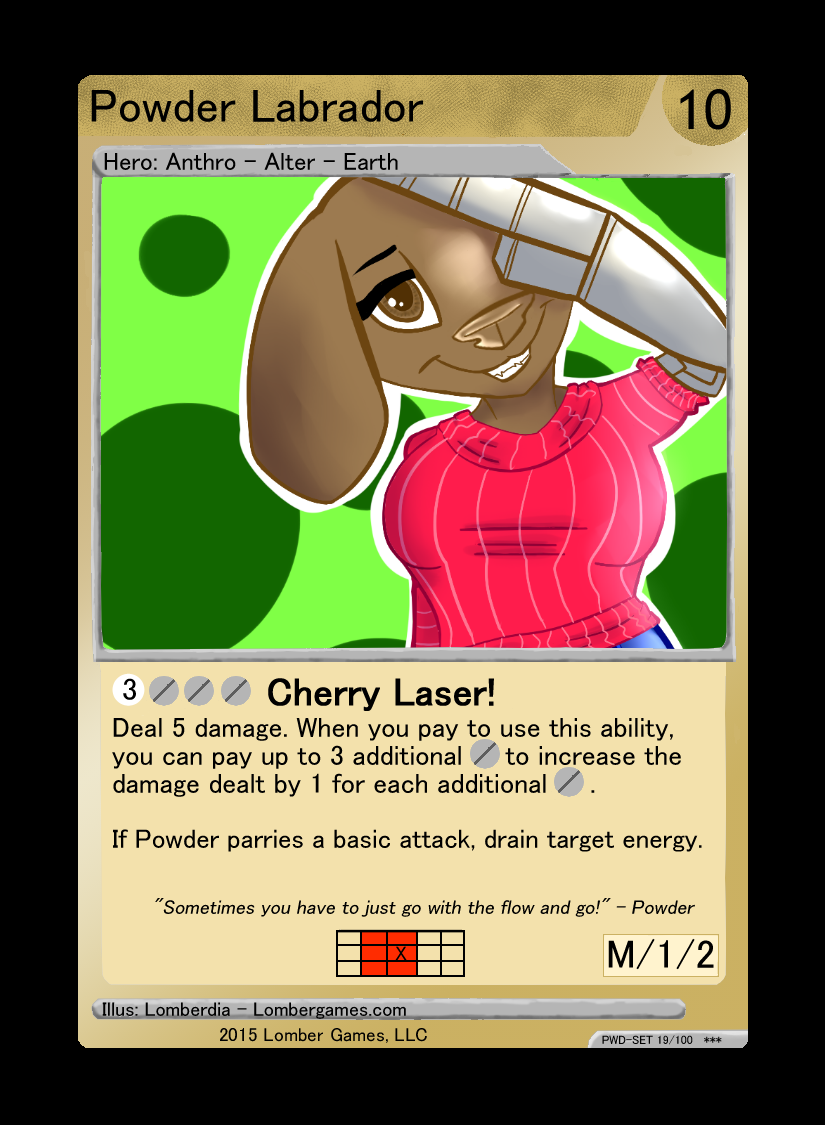 [TWO-SIDED MIRROR] Powder Labrador preview!
