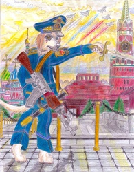 Soldier of the Russian Sun