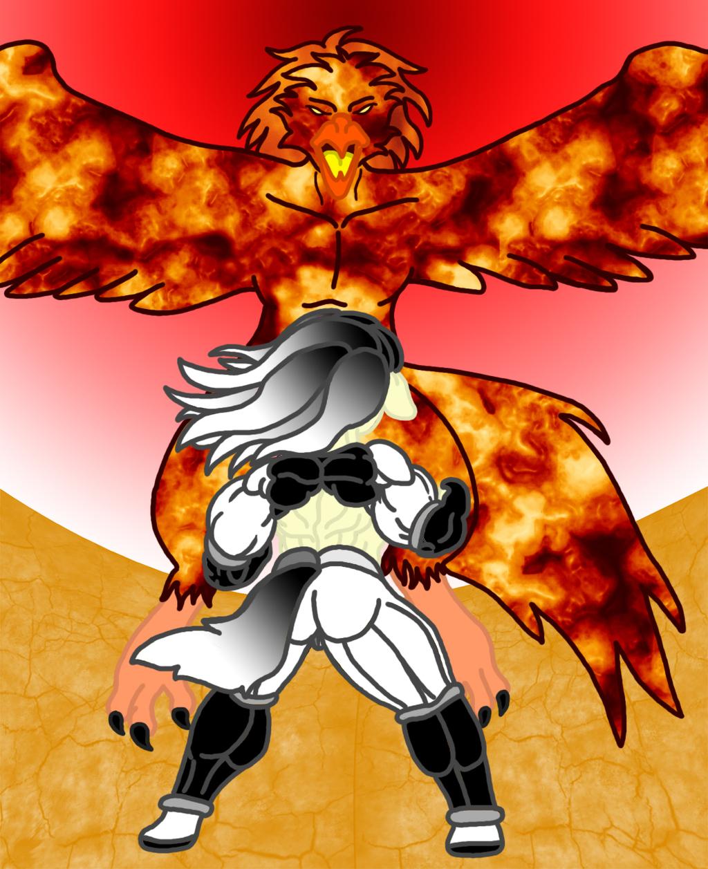 Rinji vs Schmucky Cover Art - Part 2
