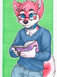 [CM] Kiba Bookmark