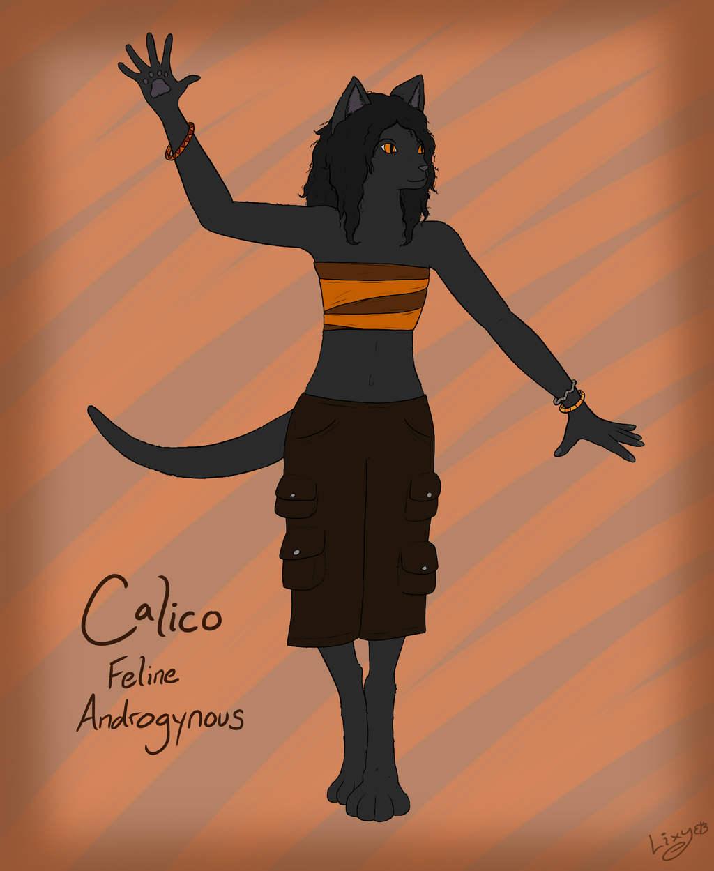 Calico Reference Sheet [C]