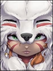 Wolf Queen part 2 - Cover Art