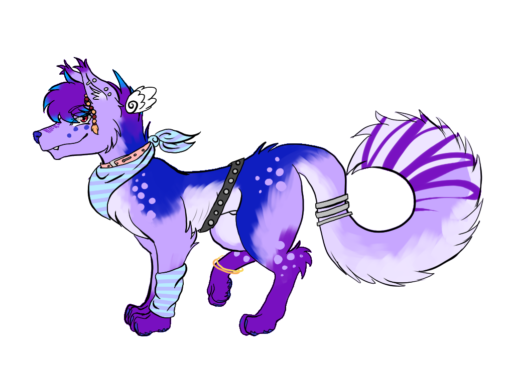 Sparkledogs, in my gallery?