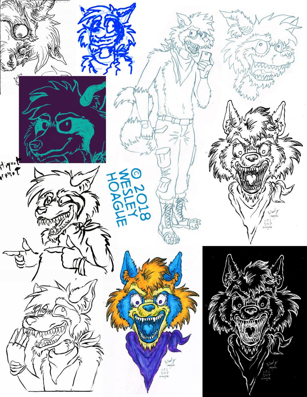 Old AV Sketches