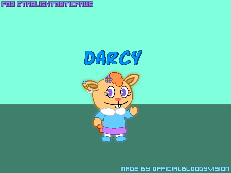 [DSW] Darcy