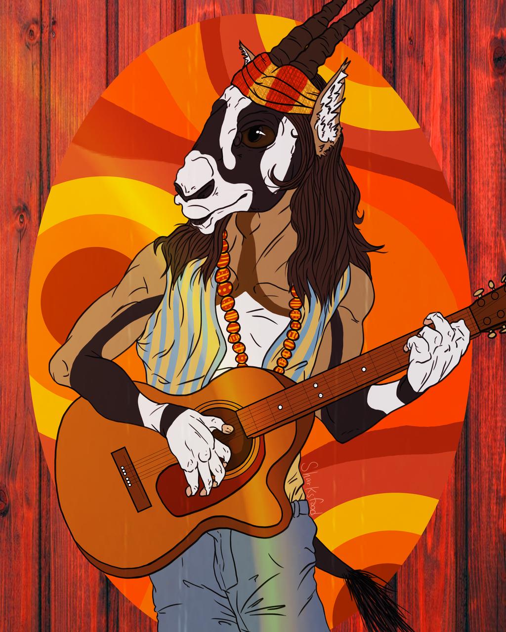 Hippie Oryx