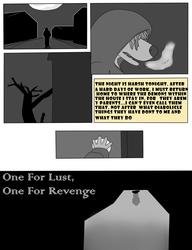 one for lust, one for revenge