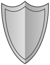 12M Silver Power Shield