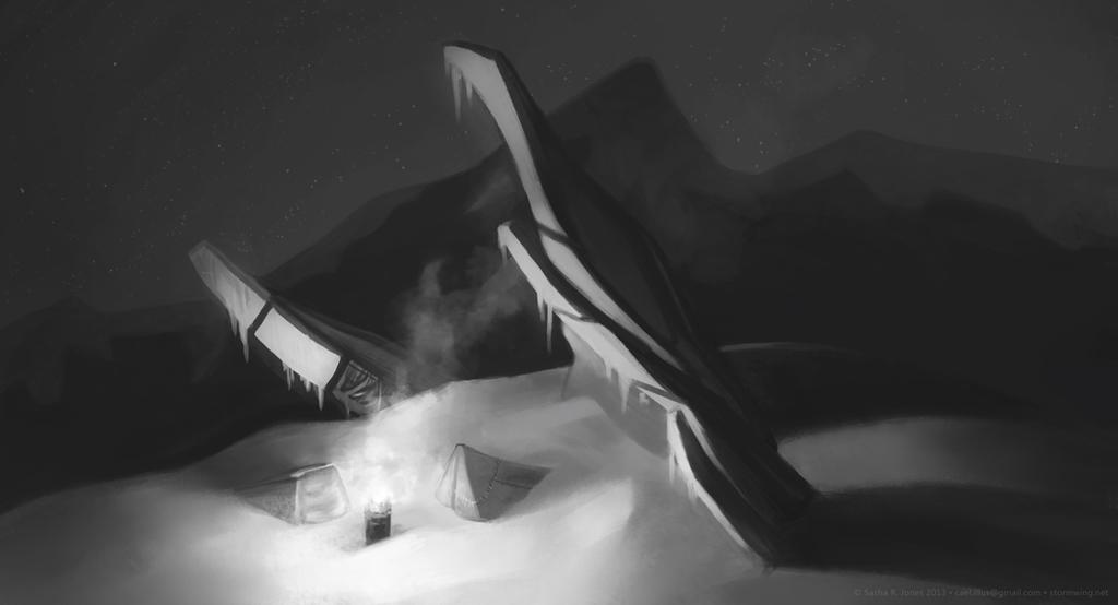 Shelter in Ruin