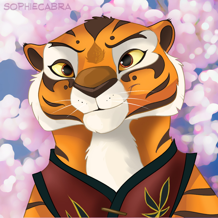 Fan Favorite Series - Master Tigress