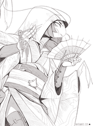 Assassin Geisha