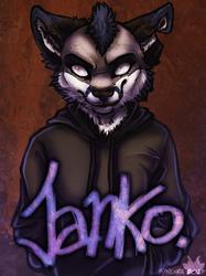 Janko Badge!