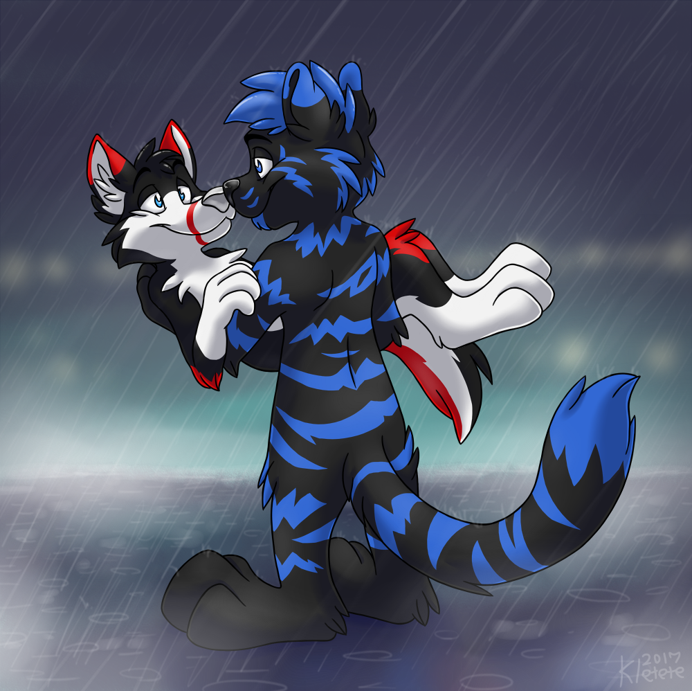 [C]Don't worry they are waterproof