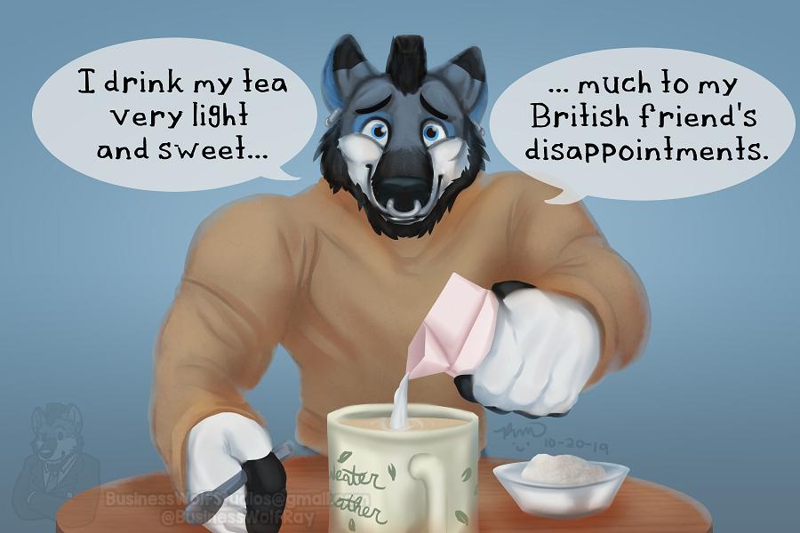 Most recent image: Comfy Questions: Tea