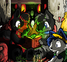 YCH Haunted House Auction