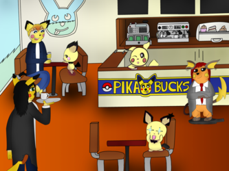 Pikabucks - Collab with Gabriele1205